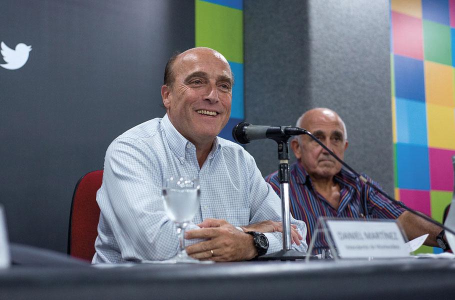 Ing. Daniel Martínez